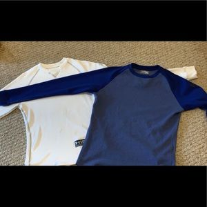 UA Long sleeve Crew Top